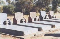 Five Graves