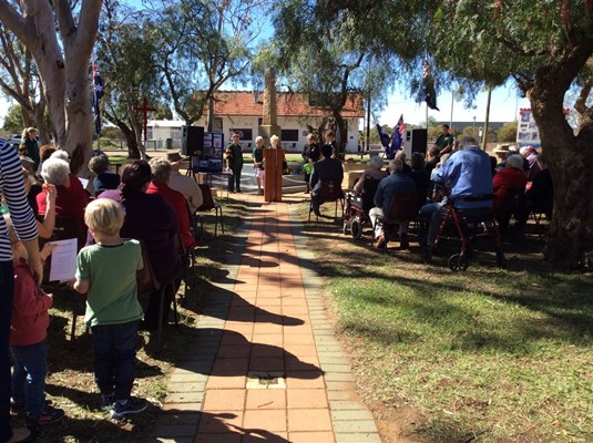 ANZAC Day 2015 - Program 6