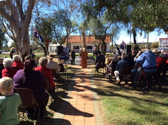 ANZAC Day 2015 - Program6