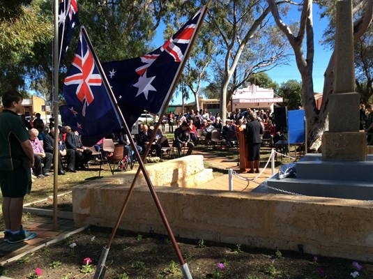 ANZAC Day 2015 - Program4