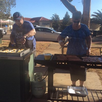 Australia Day Breakfast 2015 - Cooking4