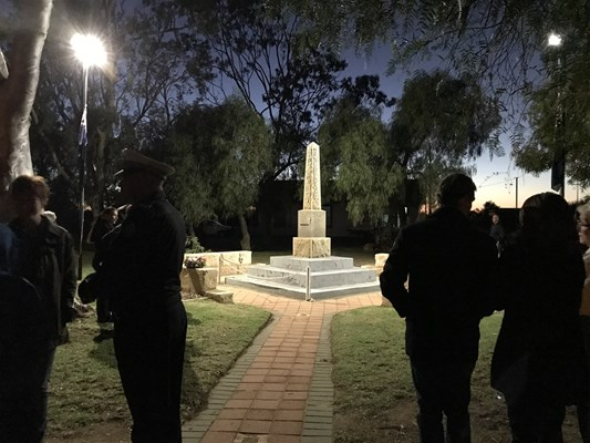ANZAC Day 2018 - ANZAC Day 2018