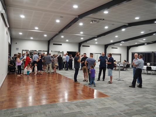 Updated SODL Photos - Dalwallinu Recreation Centre Opening