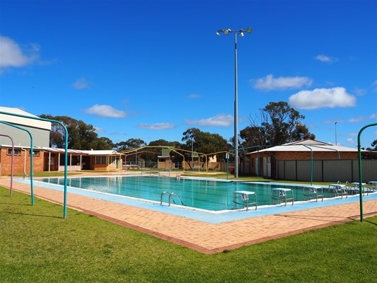Updated SODL Photos - Dalwallinu Aquatic Centre