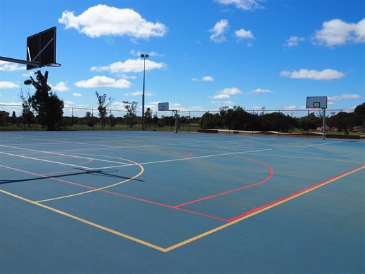 Updated SODL Photos - Dalwallinu Multi Purpose Courts
